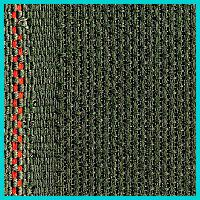 Tapestry Green Aida