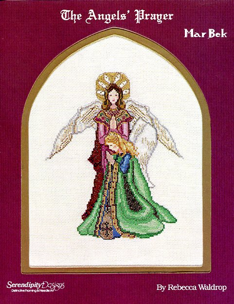 Angel's Prayer Leaflet