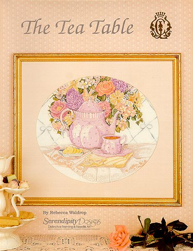 The Tea Table Leaflet