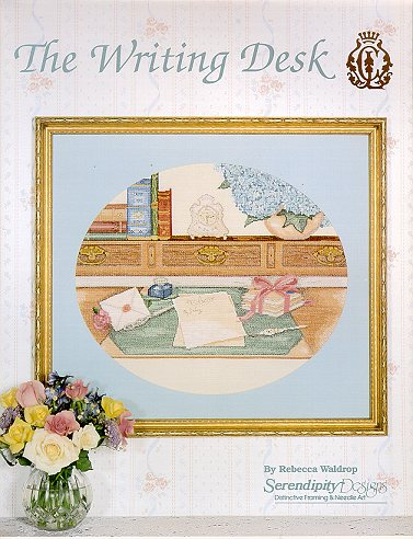 The Writing Desk Leaflet