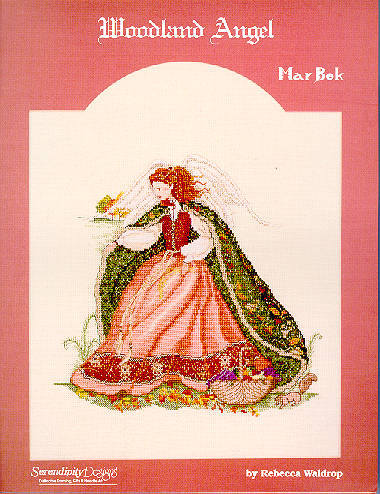 Woodland Angel Leaflet