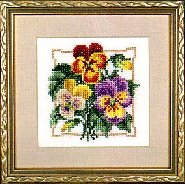 Pansies Kit
