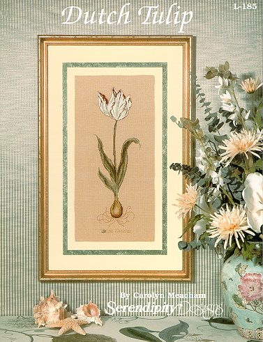 Dutch Tulips Leaflet