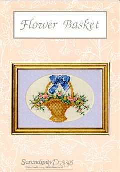 Flower Basket Leaflet