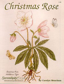 Christmas Rose Leaflet