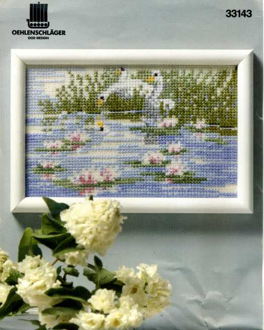 Lily Pond Complete Kit