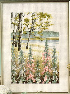 Foxgloves Chart Pack