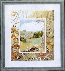 Woodland Autumn Chart Pack