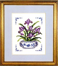Imperial Irises Kit
