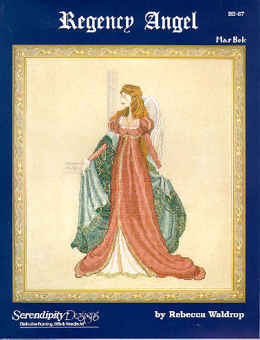 Regency Angel Leaflet