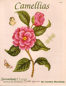 Camellias Leaflet