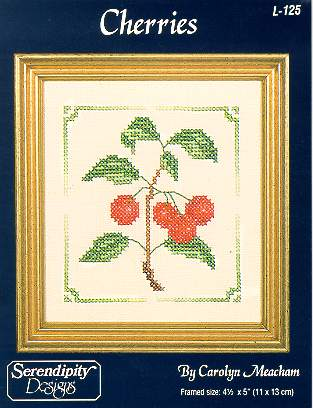 Cherries Leaflet