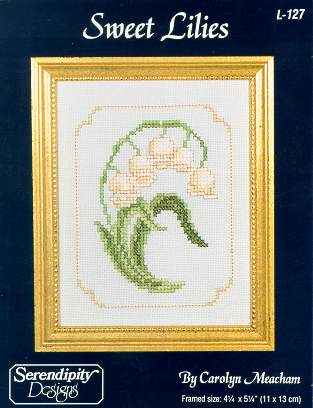 Sweet Lilies Leaflet