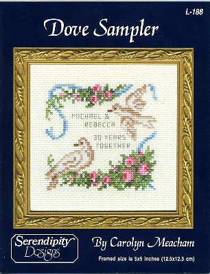 Dove Sampler Leaflet