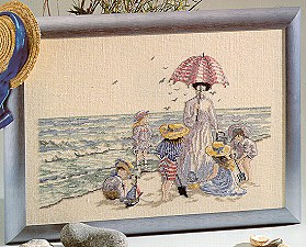 Victorian Seaside Chart Pack
