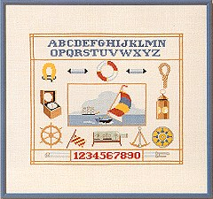 Nautical Sampler Chart Pack