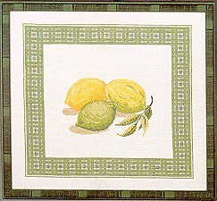Citrus Still Life Chart Pack