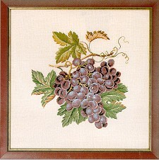 Luscious Grapes Chart Pack