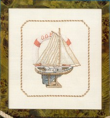 Sailboat I Chart Pack